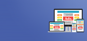 Display ads background