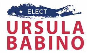 Ursula Bambino logo design