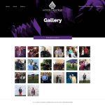 Modern Mentalist website gallery page