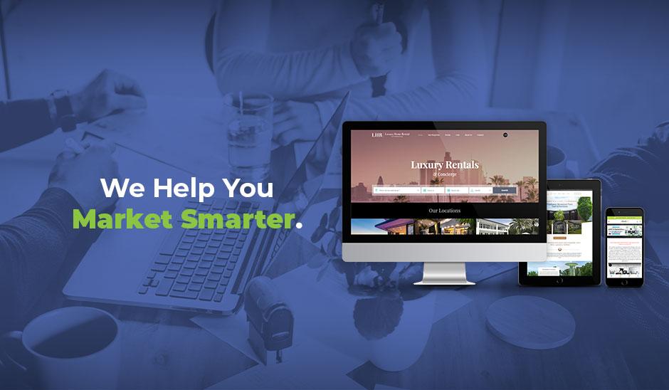 Idea Stream Marketing website mockups
