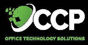 CCP logo white