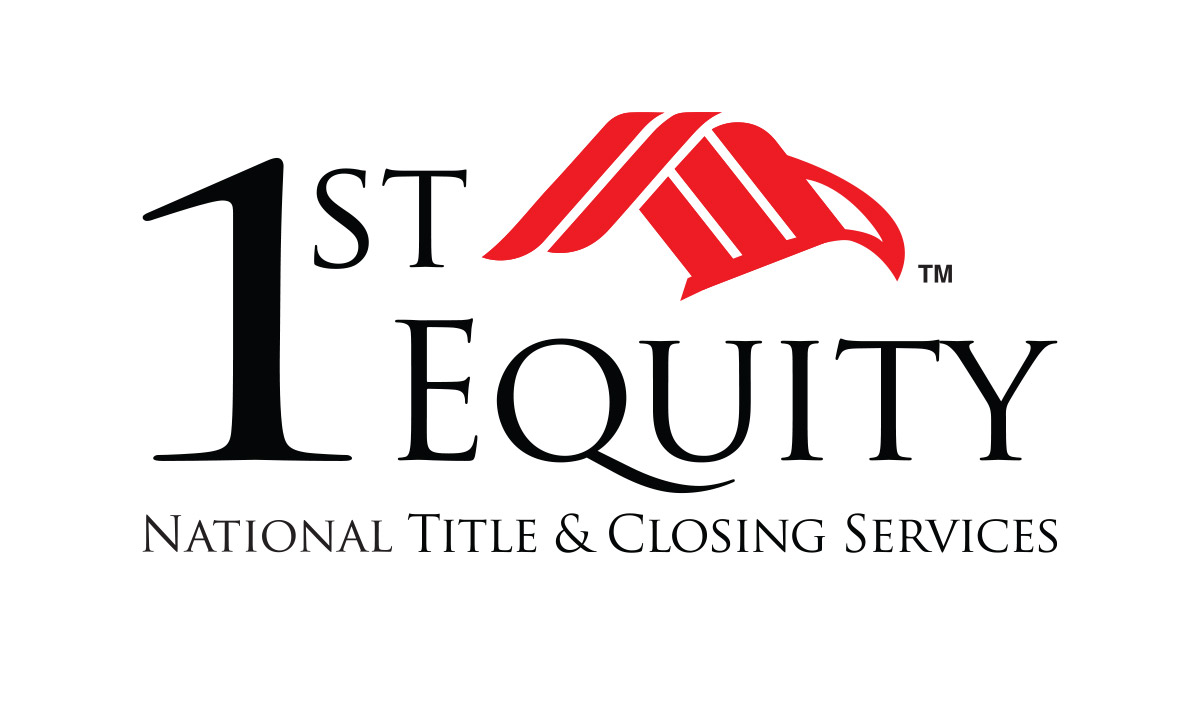 1st Equity logo black